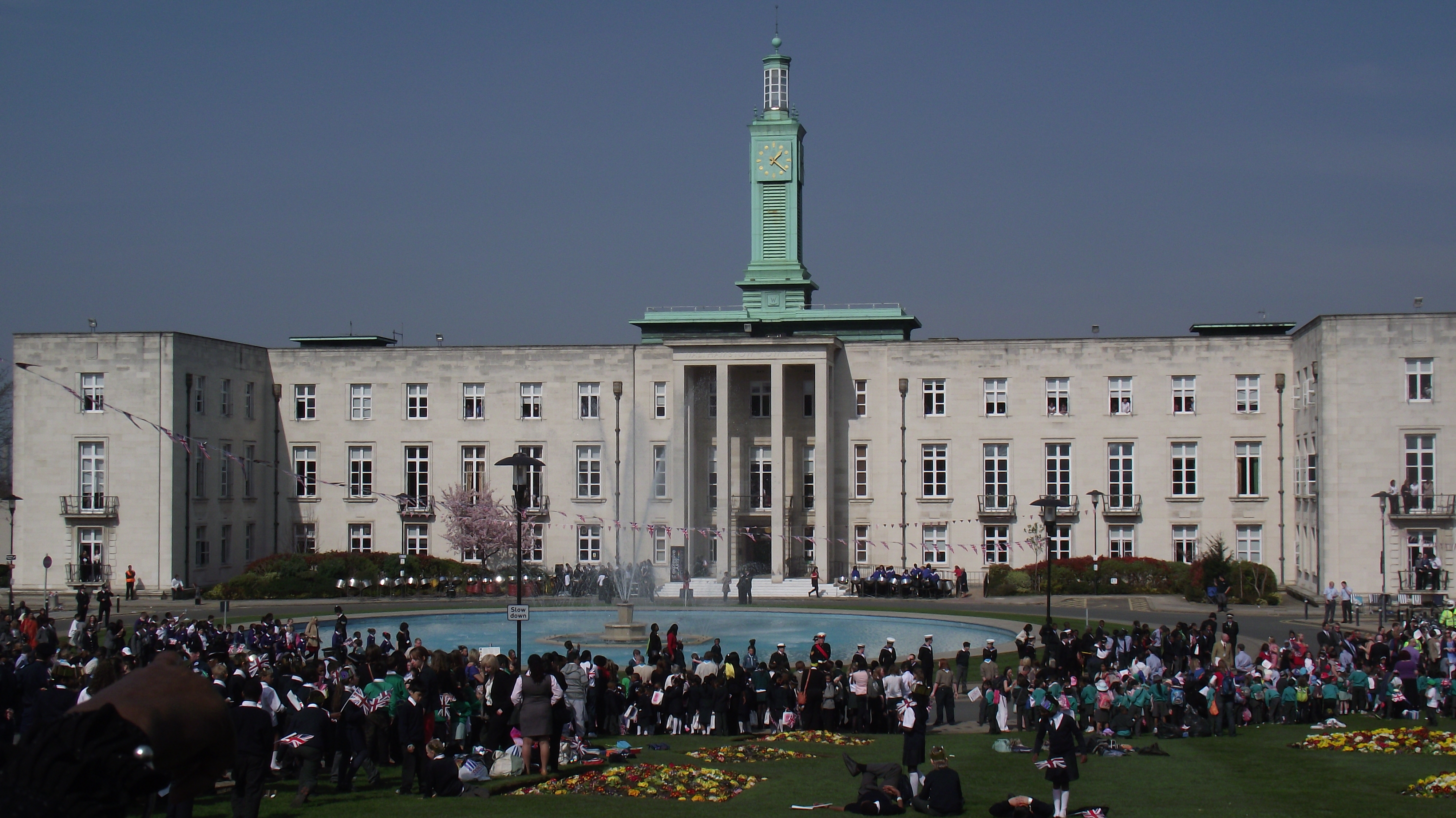 Visiting Waltham Forest