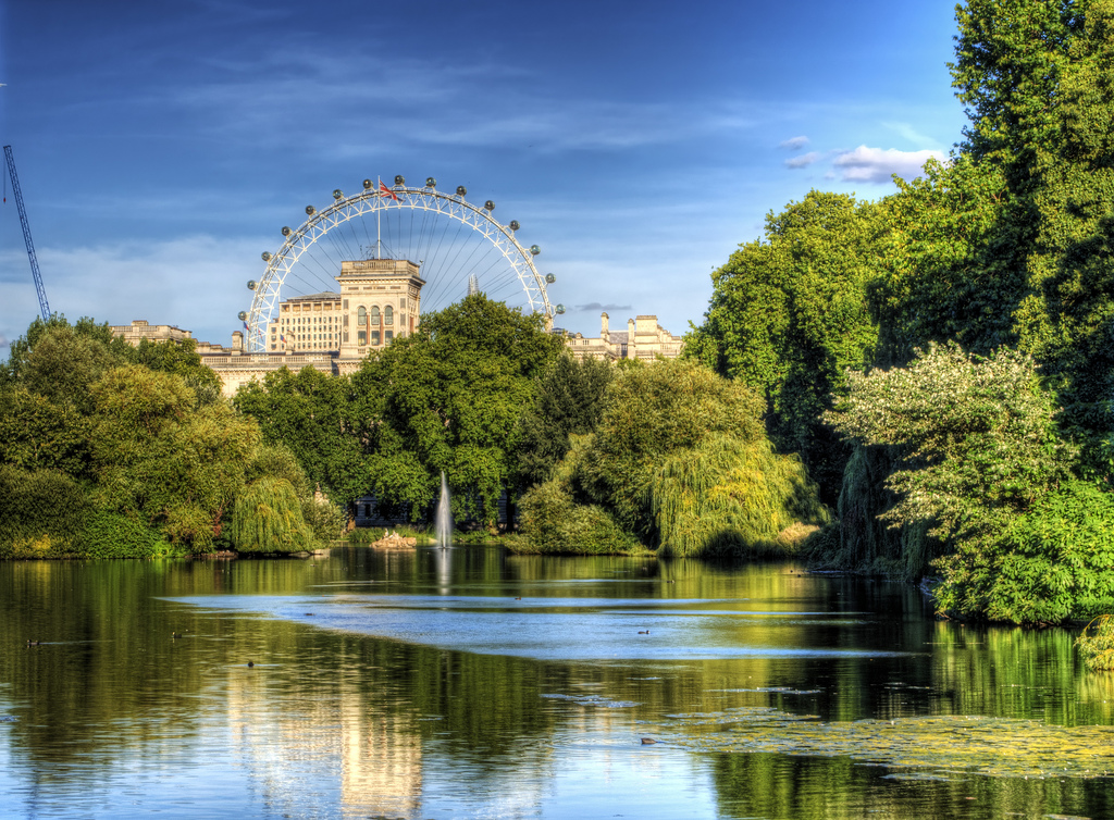 Visit The Famous Parks in Waltham Forest